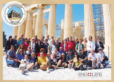 MG LIFE reunió a sus productores en Grecia
