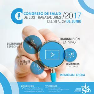 Congreso Salud Trabajadores_Logo
