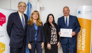 Firma de los principios de empoderamientode las mujeres 2017