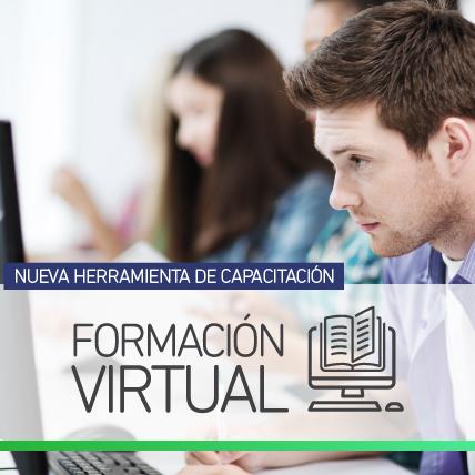 Formación Virtual - La Nueva apuesta de Provincia ART