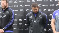 Evento Solidario con los Jugadores de los ALL BLACKS