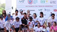 Liberty Celebró el Dia Mundial del Tenis junto a la Asociación Argentina de Tenis