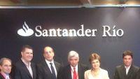 Agasajo anual de Santander Río a la prensa