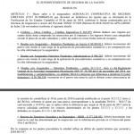 AGROSALTA, ALTAS INCONSISTENCIAS RESO 1150