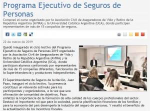 SEGURO DE PESONAS AVIRA UCA