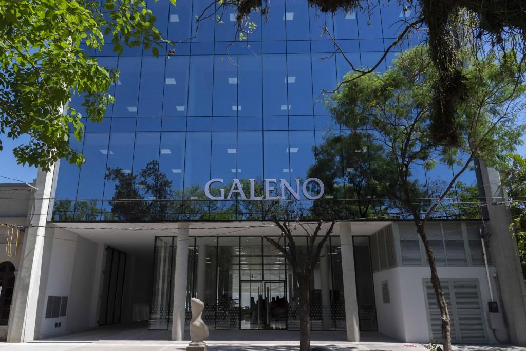 fachada edificio Galeno Chaco