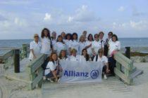 Allianz viajó con las mujeres de sus principales productores asesores a Miami
