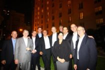 Visita CEO Región América y CEO Global de Seguros Comerciales de Chartis