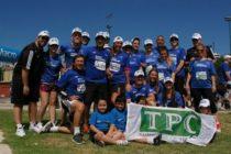 TPC participó en la maratón «A tu lado hasta el final»
