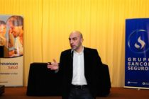 Tomás Bulat disertó en Santa Fe invitado por Grupo Sancor Seguros