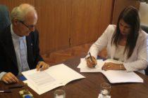 Prevención Salud firmó un convenio de colaboración con la Universidad Católica de Córdoba