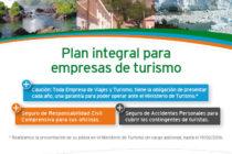TPC: Plan integral para empresas de turismo y Plan para colonias de vacaciones