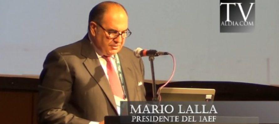 33º Congreso Anual IAEF – Vídeos 11 y 12 de Mayo de 2016