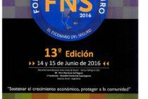 Foro Nacional del Seguro 2016