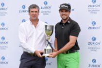 Samuel Del Val se consagró ganador del Zurich Argentina Swing 2016
