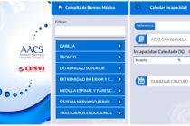 Nueva aplicación para la medicina del seguro de AACS y CESVI Argentina
