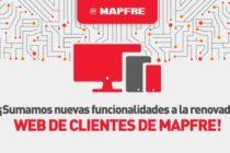 MAPFRE suma nuevas funciones a su web de clientes