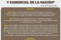 Ciclo de Conferencia, Dia 2: Seguros: Los grandes cambios y los nuevos enfoques del nuevo Código Civil y Comercial de la Nación