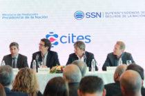 Acto en Suchales,  Santa Fe liderado por la SSN y el Ministerio de Producción