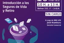 Workshop: Introducción al Seguro de Vida y Retiro  Sede Central