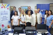 Importante donación de Seguros Rivadavia para el Hospital San Roque