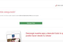 La Caja lanza su servicio de contratación de seguro automotor 100% online