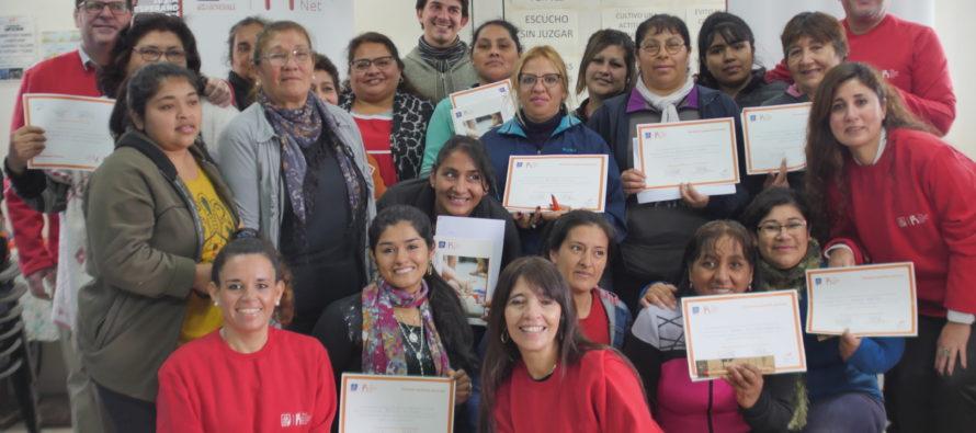El programa The Human Safety Net suma a su red a Haciendo Camino (LA CAJA)