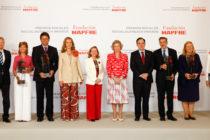 Fundación MAPFRE premia el compromiso social de Emilio Aragón y a tres organizaciones que trabajan por una sociedad más justa
