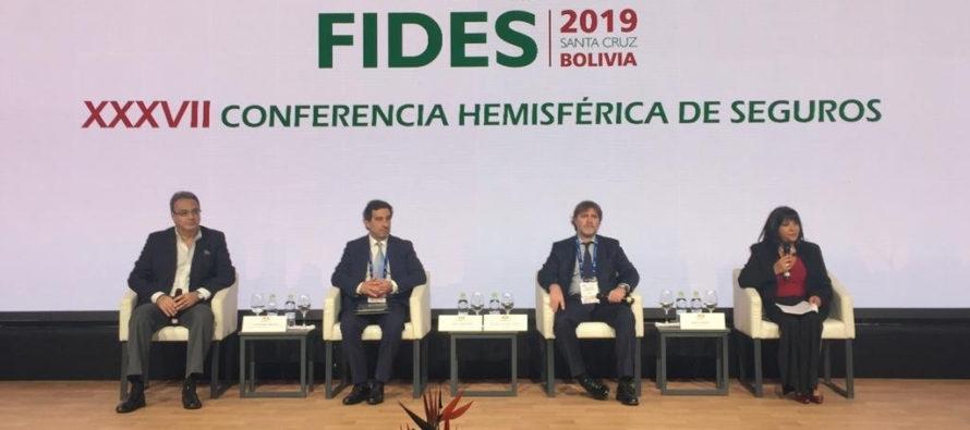 La SSN fue parte de FIDES 2019
