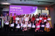 """Grupo Sancor Seguros fue reconocido por su trabajo en el Programa """"Ganar-Ganar"""", de ONU Mujeres"""