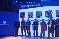 ESCUDO SEGUROS Y TPC SEGUROS, reunión anual y palabras de sus CEO'S: GONZALO CAMPICI y SEBASTIÁN BETTES.