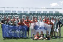 Nuevo encuentro de fútbol con los PAS y socios estratégicos de Orbis Seguros