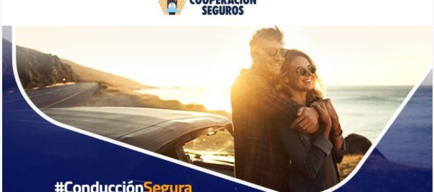 #ConducciónSegura:  la campaña de verano de Cooperación Seguros