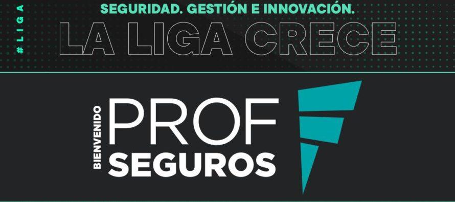 PROF GRUPO ASEGURADOR PATROCINARÁ COMPETENCIAS DE ESPORTS