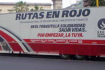"""Sancor Seguros llega a Chubut con con su campaña """"Rutas en Rojo"""""""