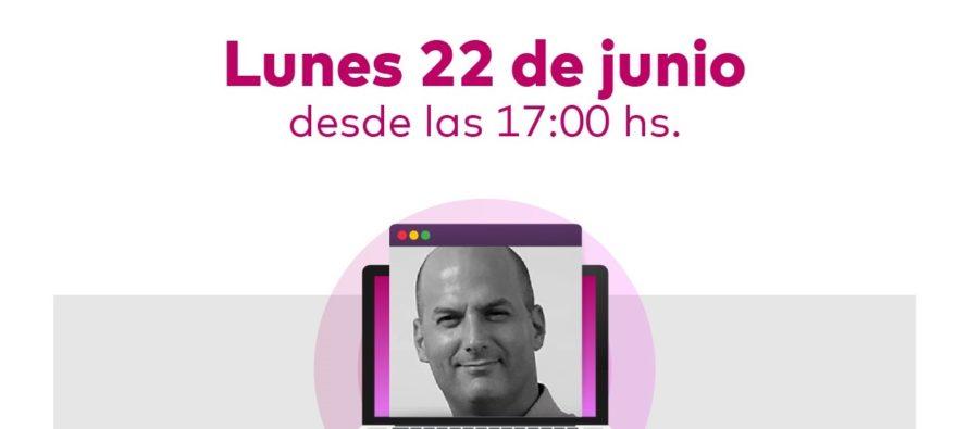 22-6 17 Horas. SANCOR SEGUROS invita a sus Productores Asesores a un webinario de Andrés Repetto