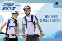 Seguros Rivadavia lanza una nueva línea de productos para bicicletas