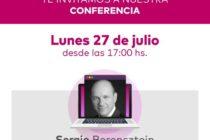 Los Productores Asesores de SANCOR SEGUROS participarán de un webinario de Sergio Berensztein