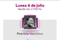 6-7 17 Horas – Lic. Patricio Vacchino. SANCOR SEGUROS invita a sus Productores Asesores a una disertación en nuevas tendencias de ventas.