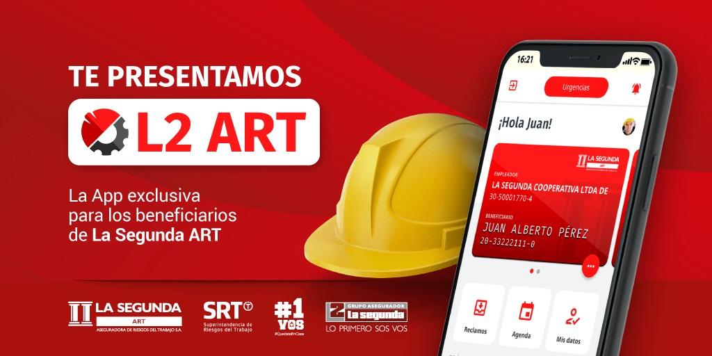 La Segunda – Lanzan una APP para agilizar la cobertura de los trabajadores en su ART