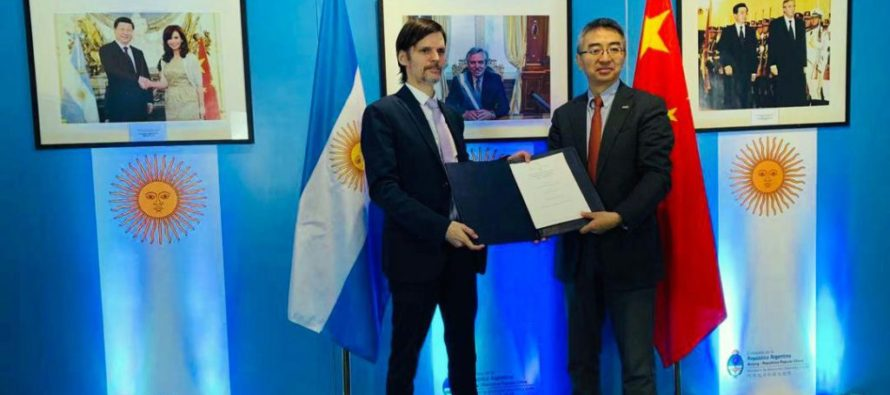 Empresas del Grupo Nación firman acuerdo de cooperación con la mayor reaseguradora de China