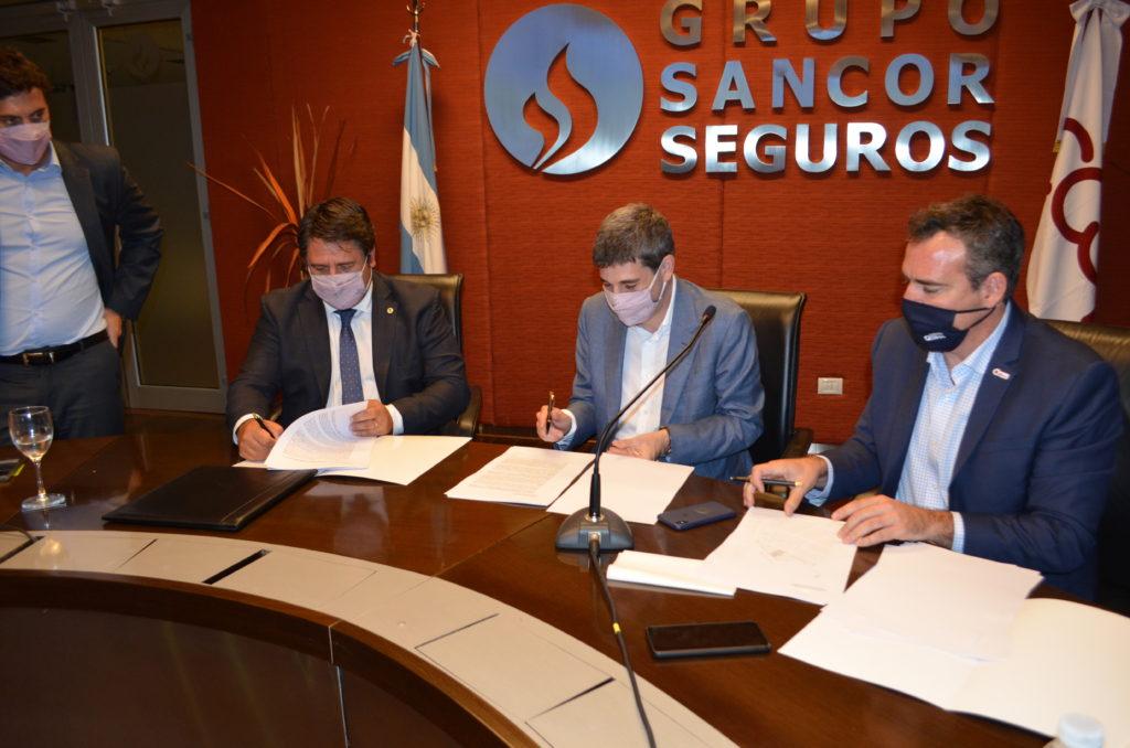SANCOR SEGUROS apoya proyectos de innovación y tecnología en Neuquén y Tierra del Fuego