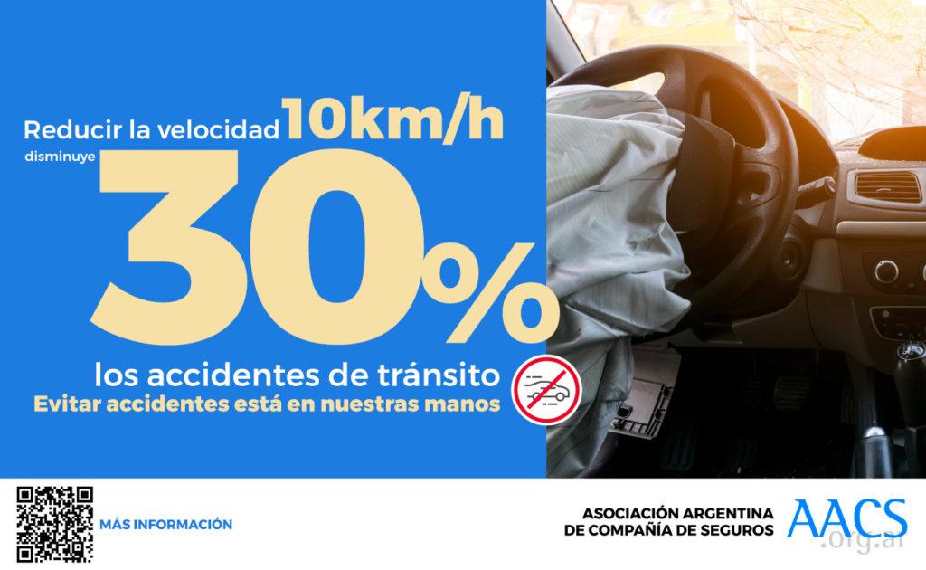 """La Asociación Argentina de Compañías de Seguros lanza la campaña """"Evitar accidentes está en nuestras manos"""""""