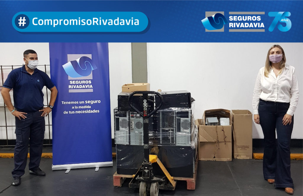 Seguros Rivadavia mantiene su compromiso con el medio ambiente
