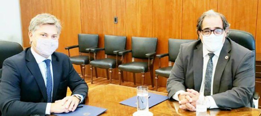 IAPSER Seguros firmó convenio de colaboración con el Superior Tribunal de Justicia de Entre Ríos