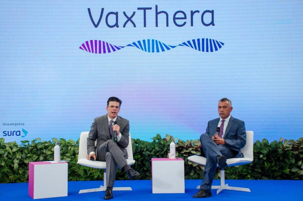 VaxThera, una empresa SURA que nace en Colombia para la investigación y desarrollo de vacunas para América Latina