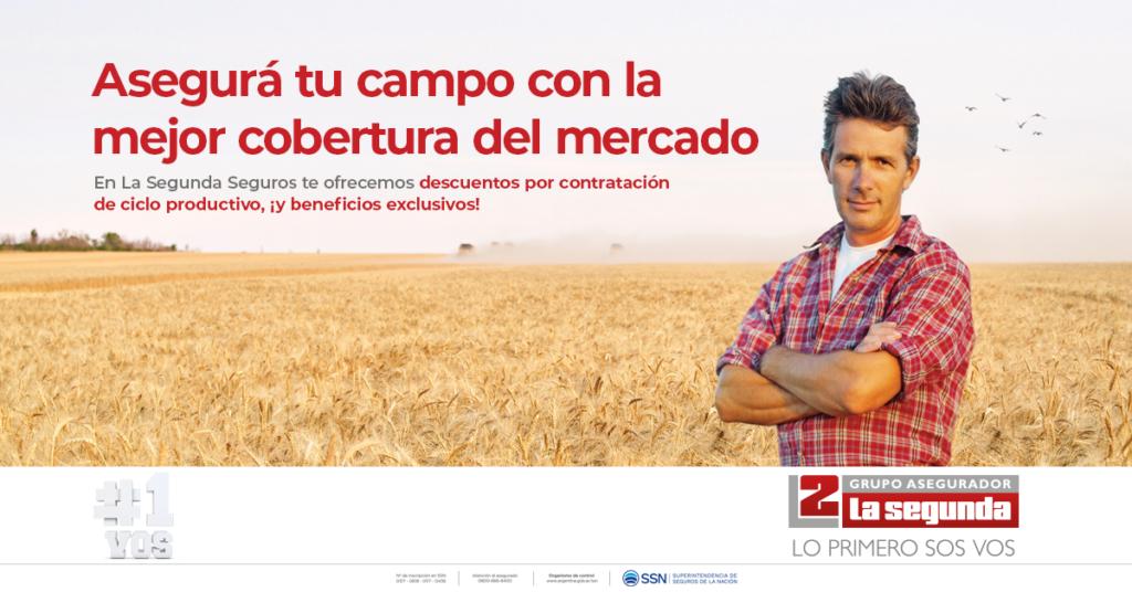 La tecnología como eje en el mercado asegurador agropecuario