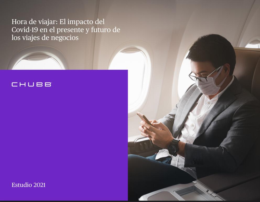 Estudio de Chubb revela que, a raíz de la pandemia, los seguros de viaje toman relevancia en América Latina