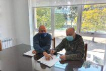 Municipales firmaron un convenio con Nativa
