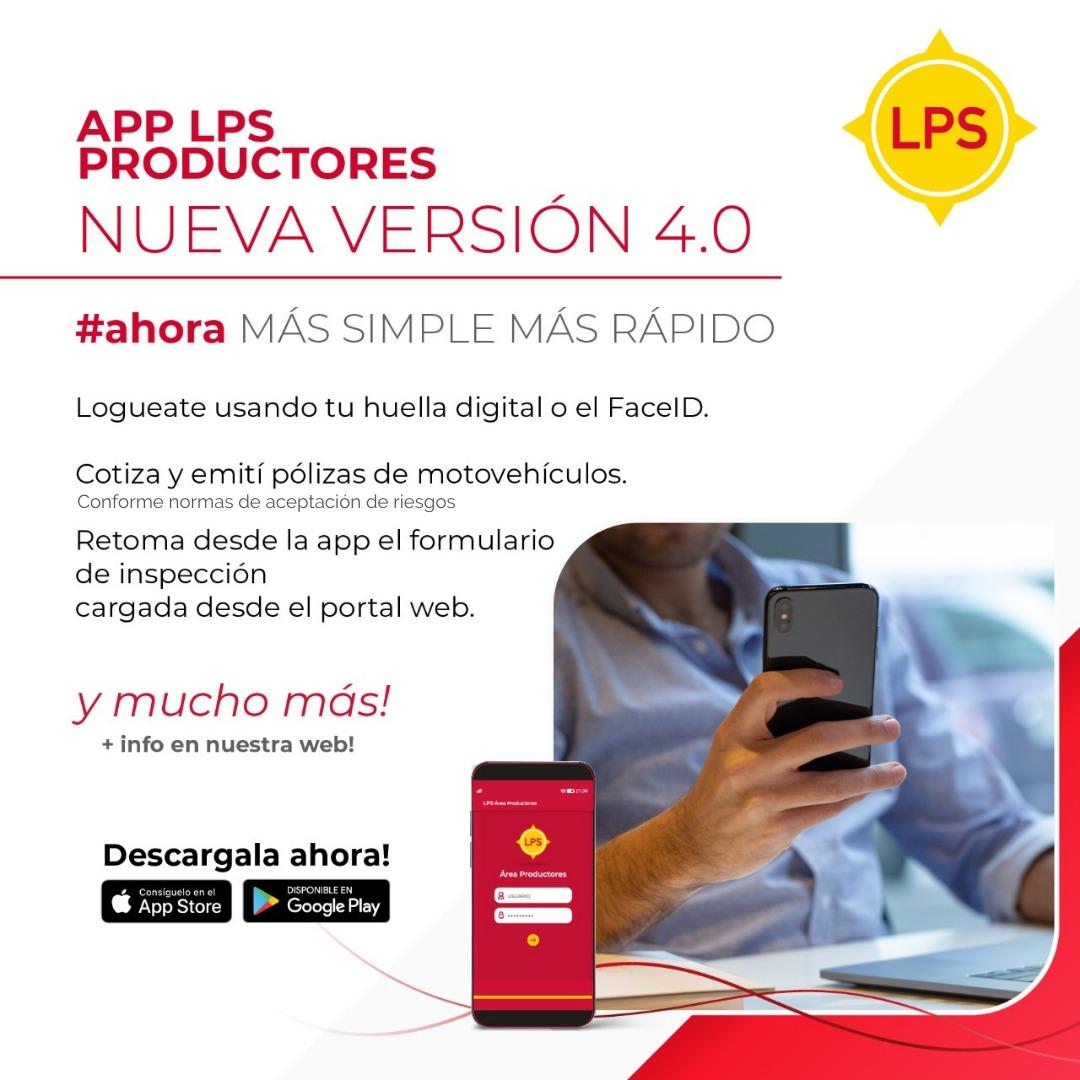 La Perseverancia Seguros presenta una nueva versión de su APP LPS PRODUCTORES
